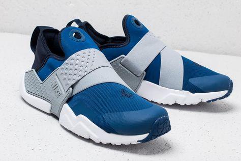 buy online 192b2 503a3 Nike Huarache Extreme (GS)  Gym Blue Obsidian-Wolf Grey  119
