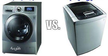 ايهما افضل الغسالة الاتوماتيك الامامية او العلوية Washer Home Appliances Washing Machine