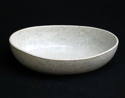 Vintage Gray Speckled Melmac Melamine Oval Bowl Splatter Confetti Kitchen Ware Kitchenware Bowl Vintage