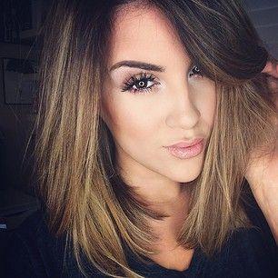 23 Superbes Ombre Couleur des cheveux idées à essayer à la maison! - http://beaute-coiffures.com/23-superbes-ombre-couleur-des-cheveux-idees-a-essayer-a-la-maison/