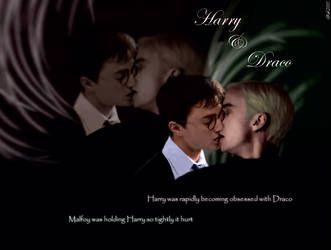 Harry And Draco Wallpaper By Ritalaura2000 Draco Drarry Harry Draco
