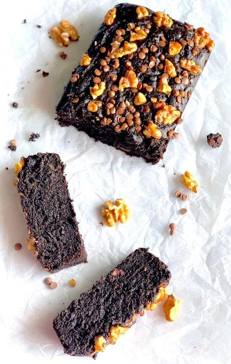 #chocolate #banana #quickbread #breakfast #brunch