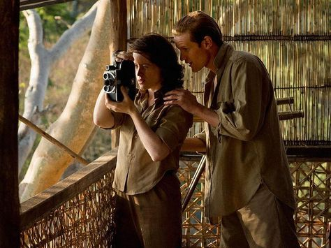 The Crown quotes - Elizabeth and Philip in Africa