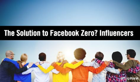 What Facebook's Latest Algorithm Change Means for Influencer Marketing