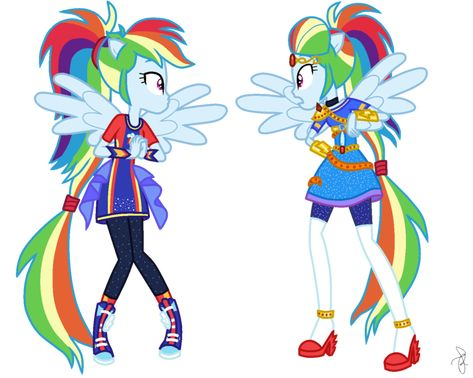Mlp Fim Imageboard Image 1847034 Alternate Hairstyle Alternate Universe Artist Ilaria122 Boots Clothes Dress Duality Element Of Loyalty Equestria G Med Billeder
