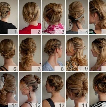 Quick Hairstyles Prepossessing Beautiful Quick And Cute Hairstyles Models  Quick And Cute