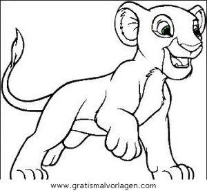 Der Konig Der Lowen47 Gratis Malvorlage In Comic Trickfilmfiguren Der Konig Der Lowen Ausmalen Malvorlagen Pferde Disney Malvorlagen Lowe Zeichnen