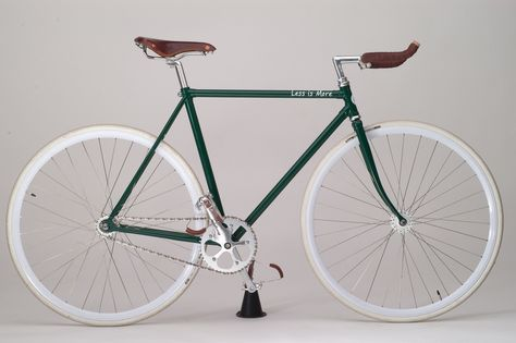 Less is more Bike More on: