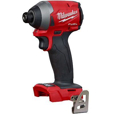 Nail And Staple Guns 122828 Milwaukee 2853 20 M18 Fuel 1 4 Hex Impact Driver New Buy It Now Only 127 5 On Ebay Milwaukee Fuel Driver Tool Impact Driver