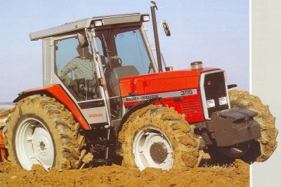 93mf3115 Massey Ferguson Massey Tractor Tractors
