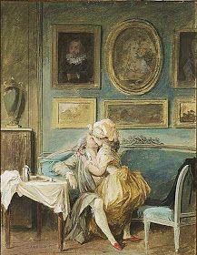 Fool real erotic art i8th century