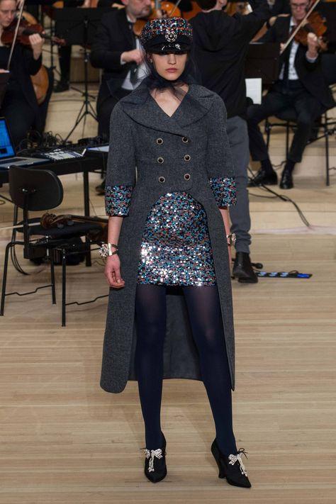 Chanel Métiers d'Art - Pre-Fall 2018 - Look 66