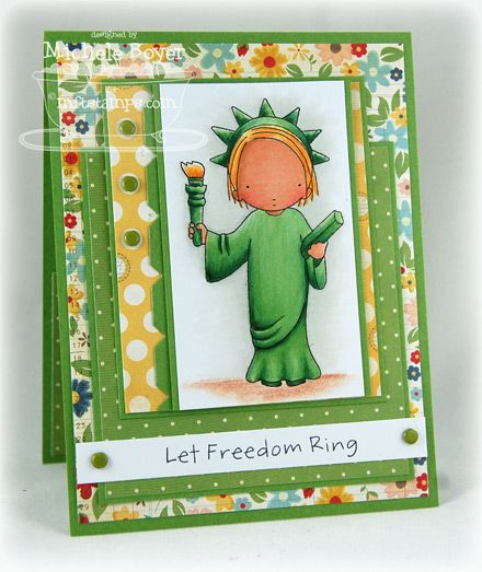 MFT Preview Day 6 – Let Freedom Ring   Paper Cuts