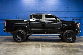 Lifted 2015 Gmc Canyon Slt 4x4 Truck For Sale At Northwest