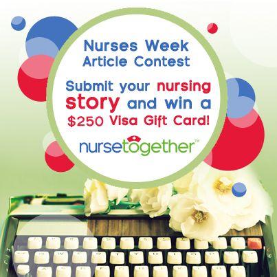Nurses Week Tell Us a Story!