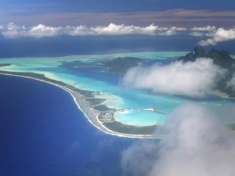 Best Time To Visit French Polynesia French Polynesia Aerial