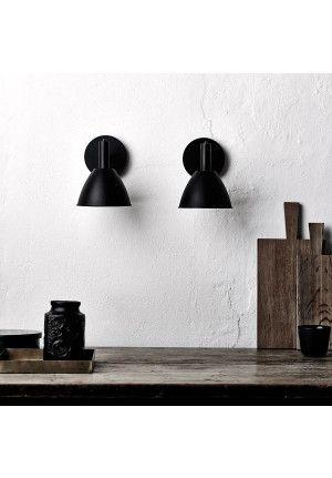 Lumini Mini Bauhaus 90 W1 In 2020 Schlafzimmerleuchten