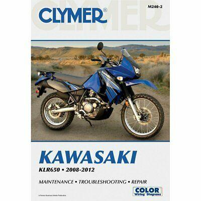 Advertisement Ebay Kawasaki Klr650 2008 2012 Clymer Service Repair Manual Clymer Motorcycle Repair Kawasaki