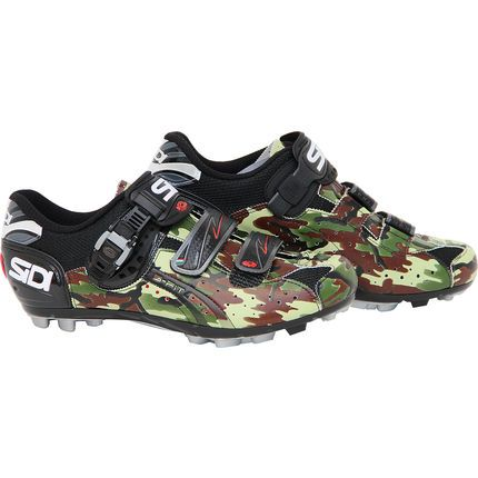 Wiggle Sidi Eagle 5 Fit Mtb Shoe Camo Edition Offroad Shoes