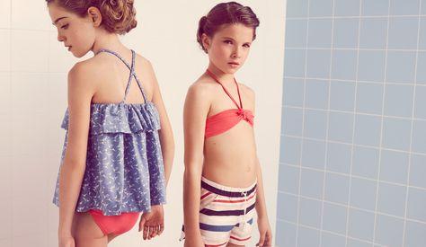 @MANGO_KIDS  #swimwear Collection - SS'16