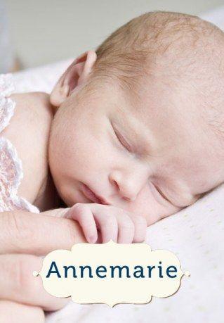 Vornamen mit einer ganz besonderen Bedeutung: Annemarie bedeutet