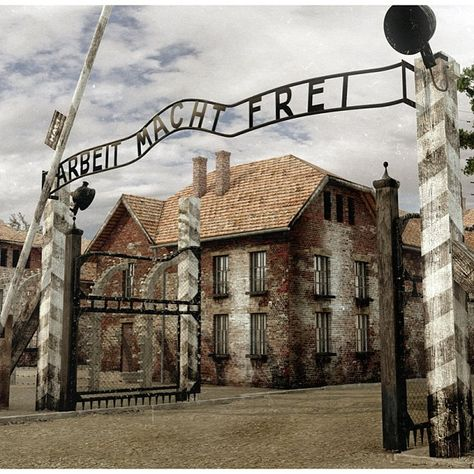 Today in WW2 history 1/25/40 - Oswiecim or Auschwitz Poland was chosen as a concentration camp site.