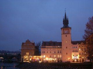 Praha チェコ プラハの街並み 夜景 写真集 Travel Architecture