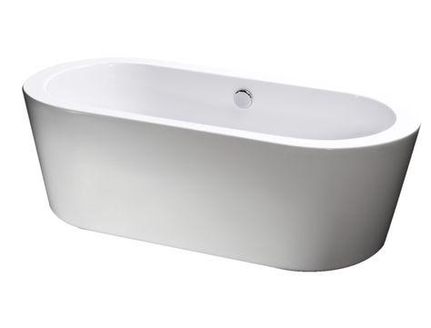Baignoire Autoportante De Forme Ovale Bath Bathroom Baindepot