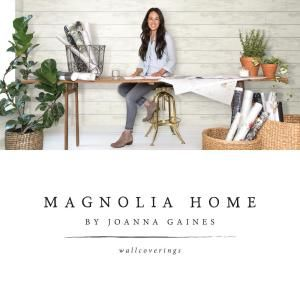 Magnolia Home By Joanna Gaines Awning Stripe Paper Strippable Roll Wallpaper Covers 56 Sq Ft Mh1579 The Home Depot In 2020 Magnolia Homes Joanna Gaines Gaines