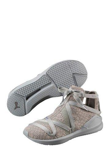 f5520afc98 Puma Women s Sneakers Fierce Rope Satin En Pointe Black 190538-02 choose  size  Puma  AthleticSneakers