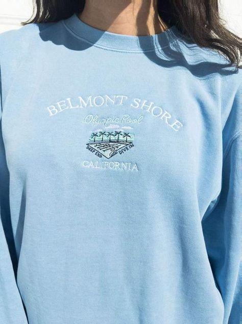 Bondi Icebergs Vintage Crew Neck Sweatshirt – DEEP END