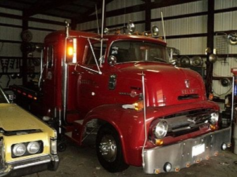 1956 Ford truck COE C600