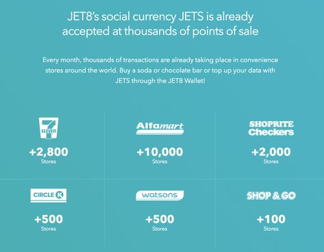 Jet8 A Social Currency For Ethereum With Images Social