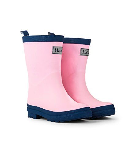 Hatley Kids Big Classic Rain Boots Pink Navy 3 Us Ha Https Www Amazon Com Dp B073452yr4 Ref Cm Sw R Pi Toddler Rain Boots Kids Rain Boots Rain Boots