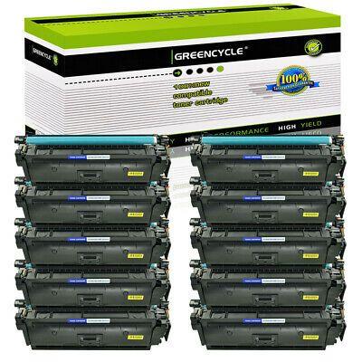 Ebay Link Ad 10pk Black Toner Cf360a For Hp 508a Color Laserjet Enterprise M552dn M553n M553x In 2020 Toner Cartridge Printer Toner