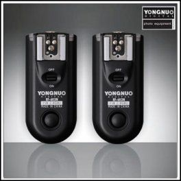 Yongnuo RF-603C II Wireless Remote Flash Trigger C3 for Canon1D 5D 7D 10D 20D 30