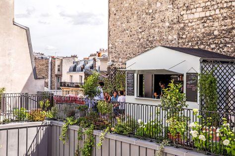 Hip Paris Blog Live The Paris Lifestyle In 2020 Paris Rooftops Rooftop Bar Rooftop