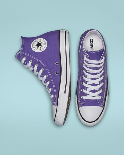 Chuck Taylor All Star Seasonal Color High Top Electric