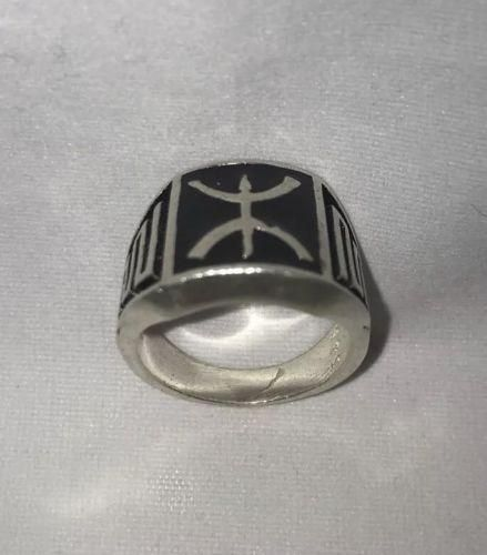Berber Amazigh 925 sterling silver ring