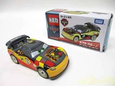 Takara Tomy Miguel Camino Carbon Racer Type Cars Tomica Diamond Diecast Cars Diecast Toy Car