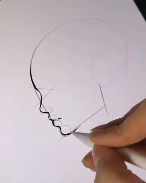 いいね!29.5千件、コメント131件 ― Moonlight Art Galleryさん(@arts_moonlight)のInstagramアカウント: 「🌑 Stunning digital drawing ✨ 😁 Is it helpful for you? 😃 • Artist: @alicjanai • 🌇 Use…」
