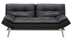 """2018 Best Black Leather Sofa Beds """"Luxury, Elegance, and comfort ..."""