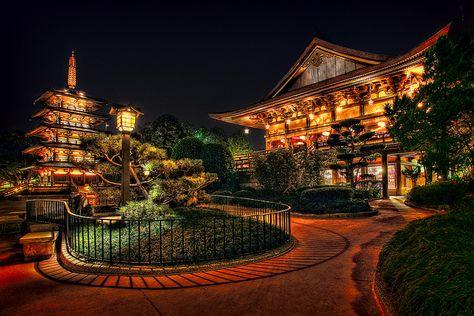 World Showcase: Japan