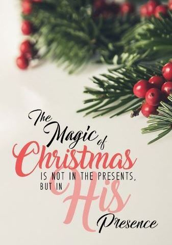 Christmas Eve Magic Quotes
