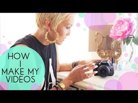Starting a Youtube Channel? 6 Vloggers Teach You All About Lighting | StyleCaster
