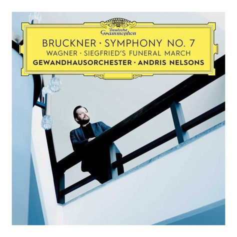 Andris Nelsons - Bruckner/Wagner: Symphony No. 7/Siegfried's Funeral March (CD)
