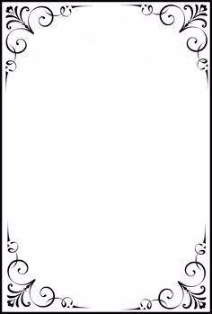 Free Printable Doodle Frames Bullet Journal 10