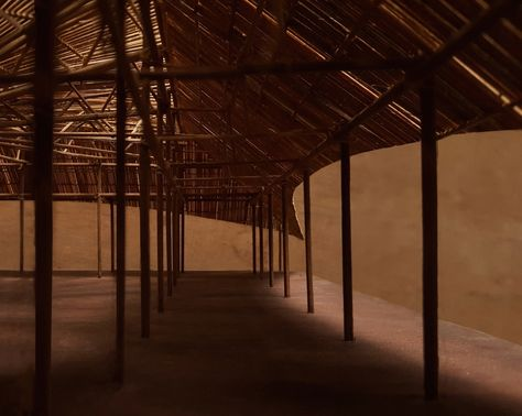 Handmade Mpavilion Will Be The Largest Bamboo Structure Ever Built In Australia