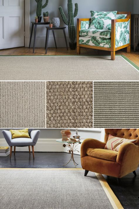 Design Your Own Custom Rug For Natural Materials Including