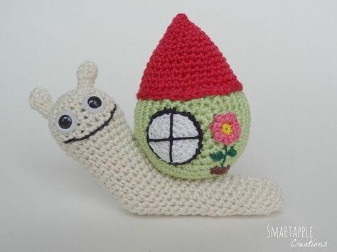 Amigurumi snail | Flickr - Fotosharing!